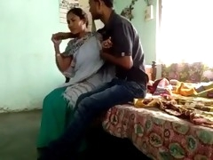 bangla couple in bed