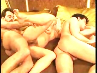 Crazy Group sex before bridal